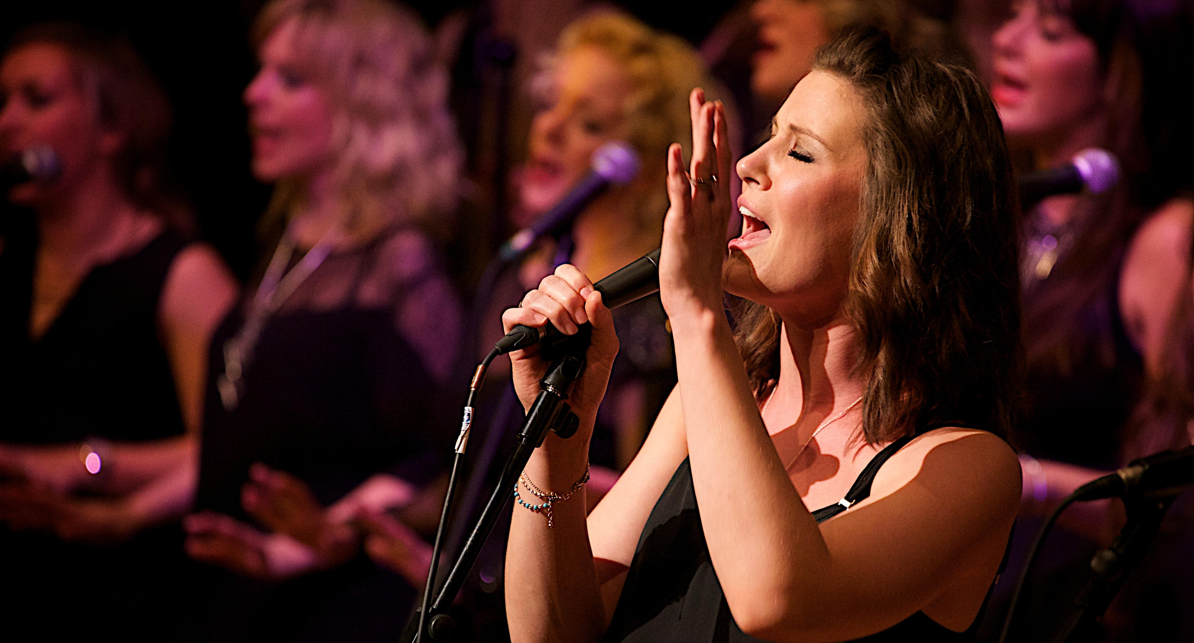 A Vocal Works Gospel Choir