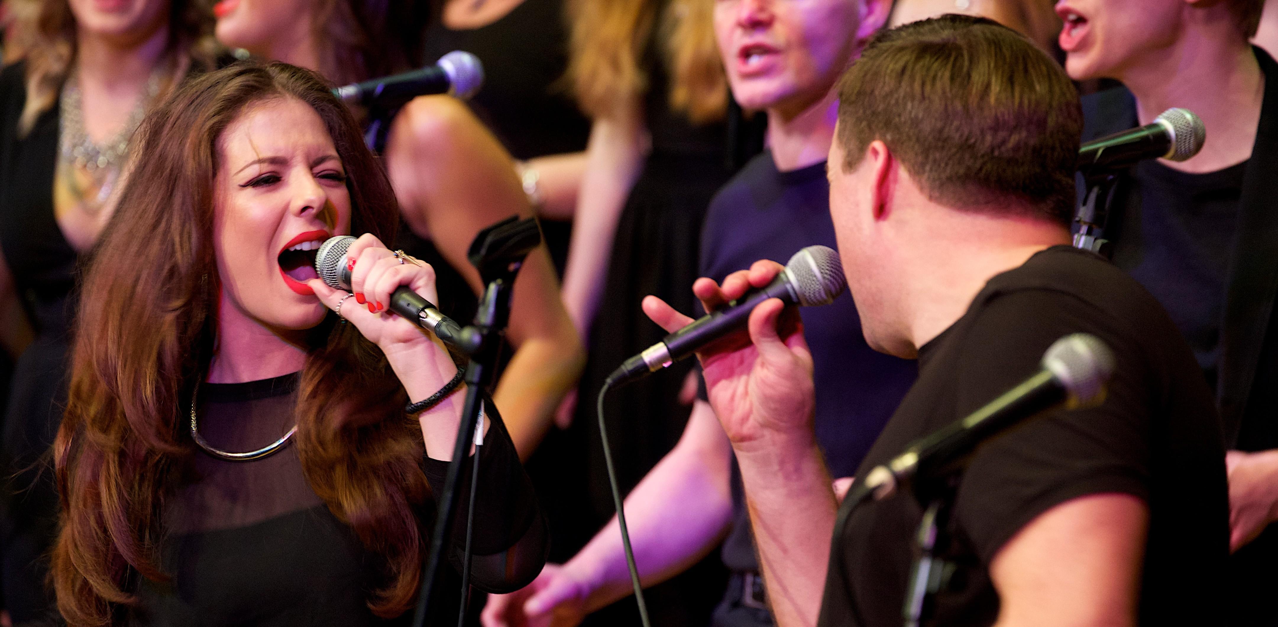 GD Vocal Works Gospel Choir