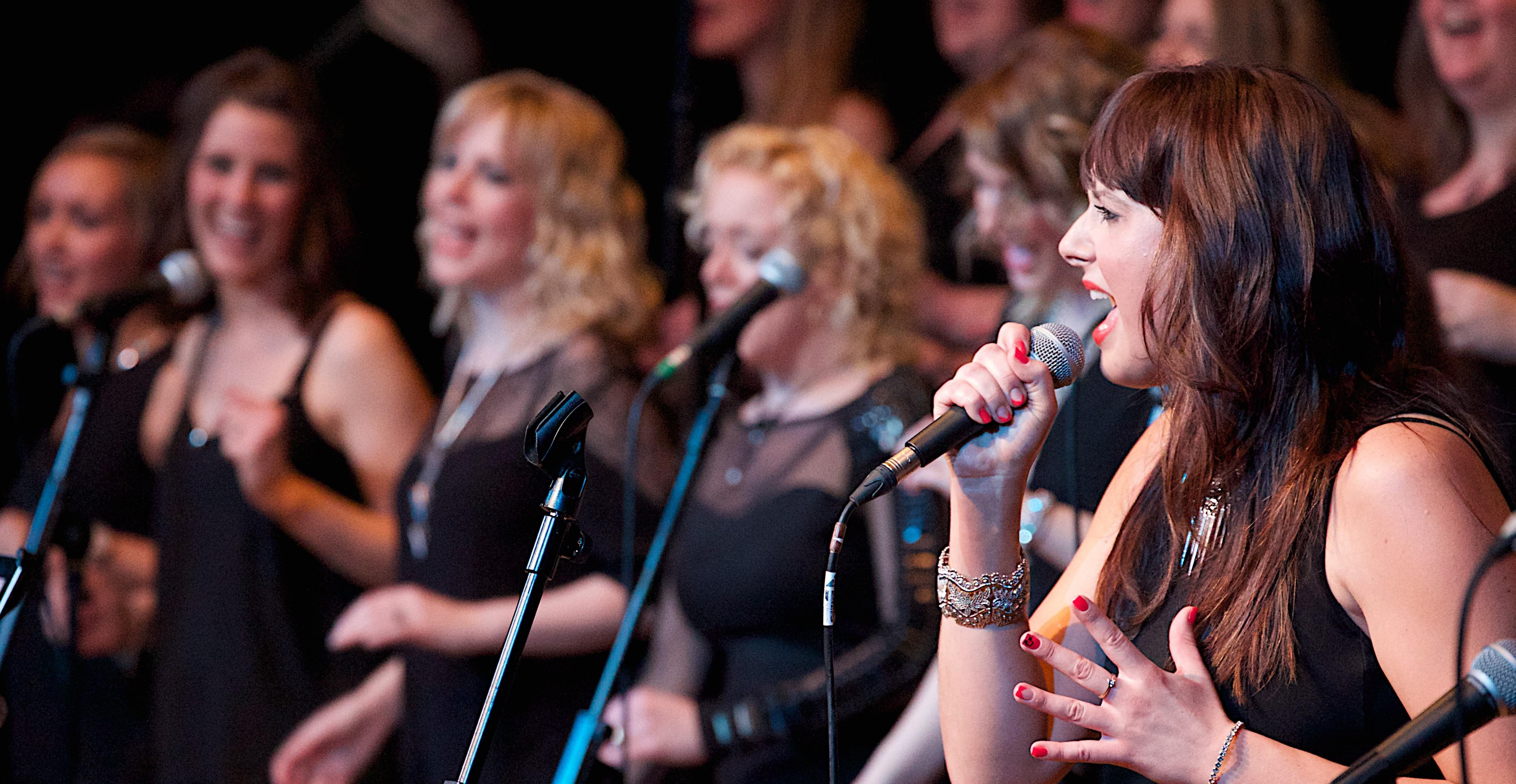 K Vocal Works Gospel Choir