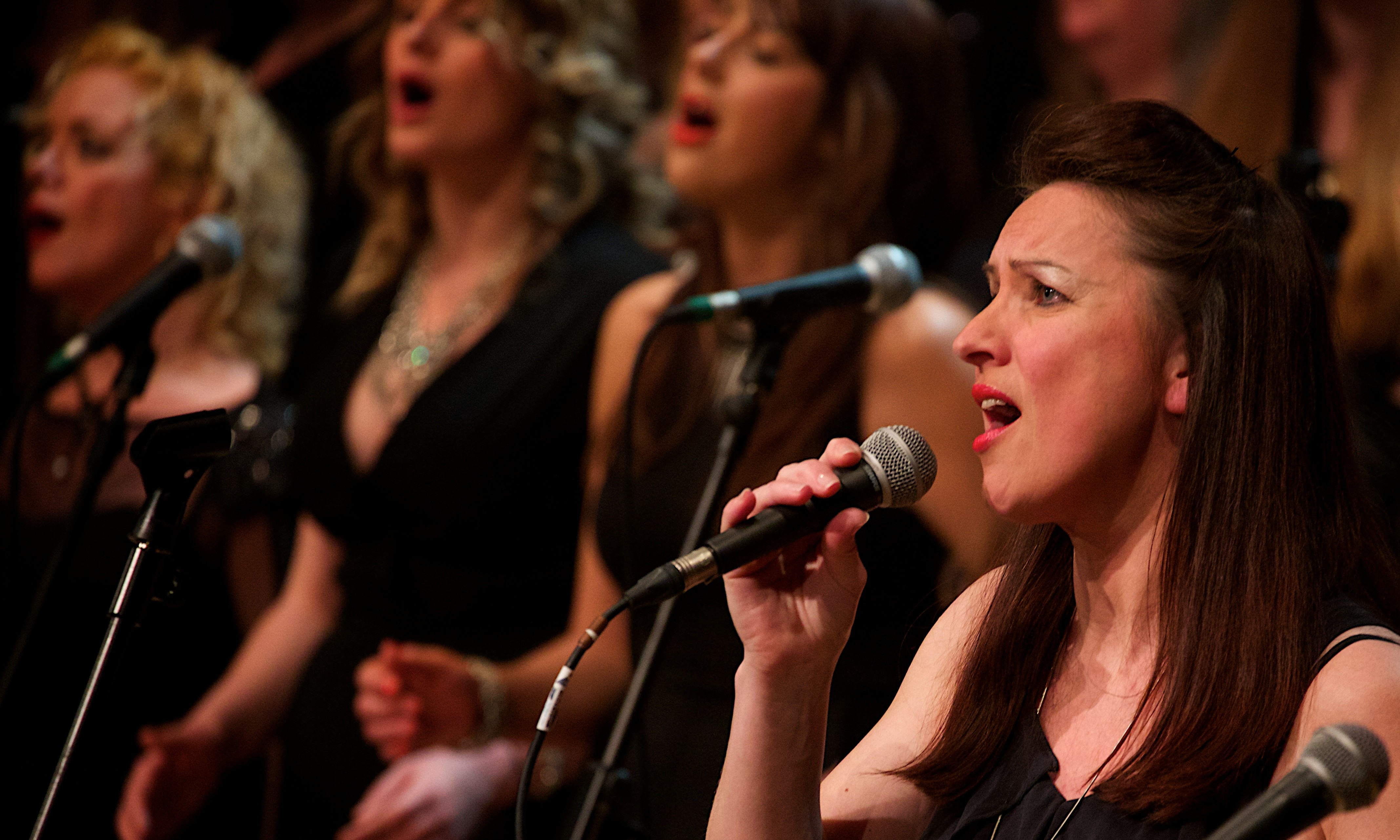 T Vocal Works Gospel Choir